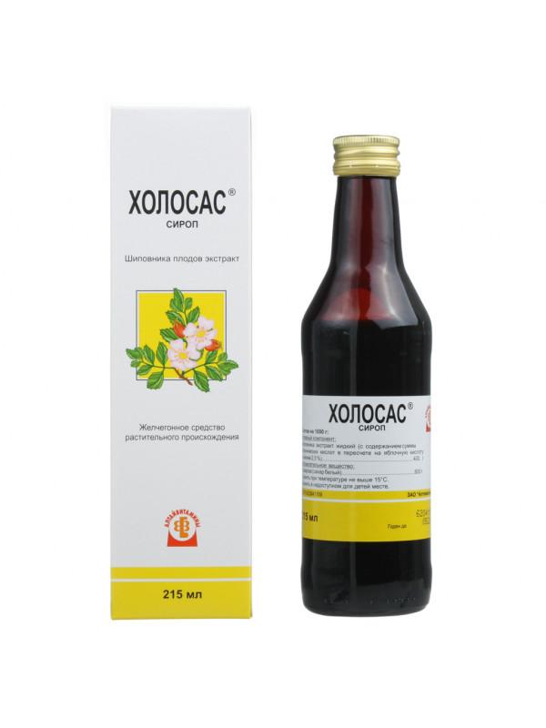 Cholosas Syrup 215g
