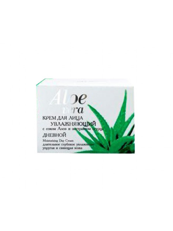 Aloe Vera Day Face Cream with Cucumber extract