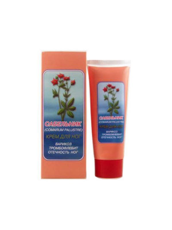 Potentilla Cream for Feet 75g
