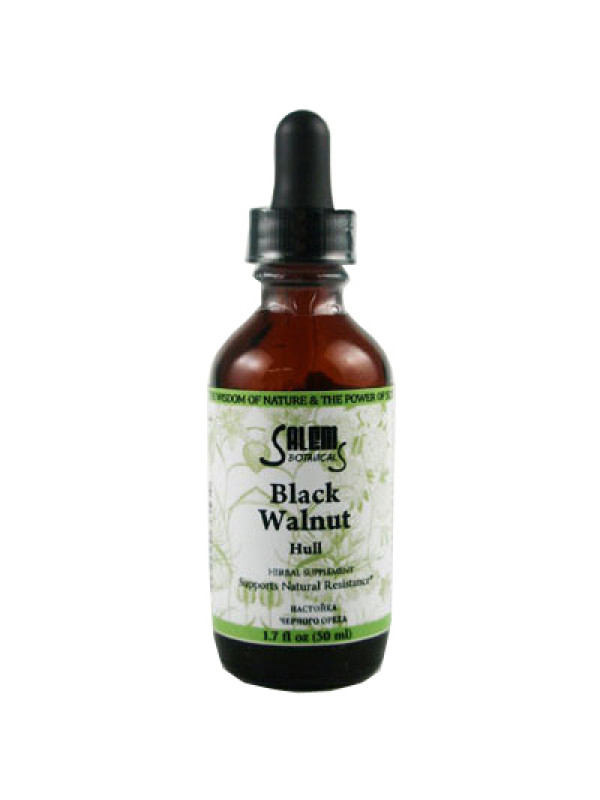 Black Nut Tincture with pipet 50ml