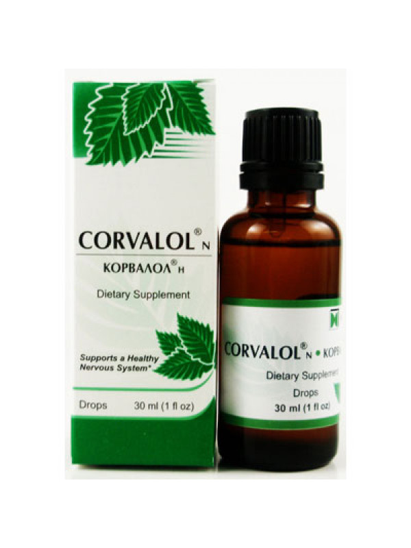 Corvalol N (Corvalolum) Drops 30ml