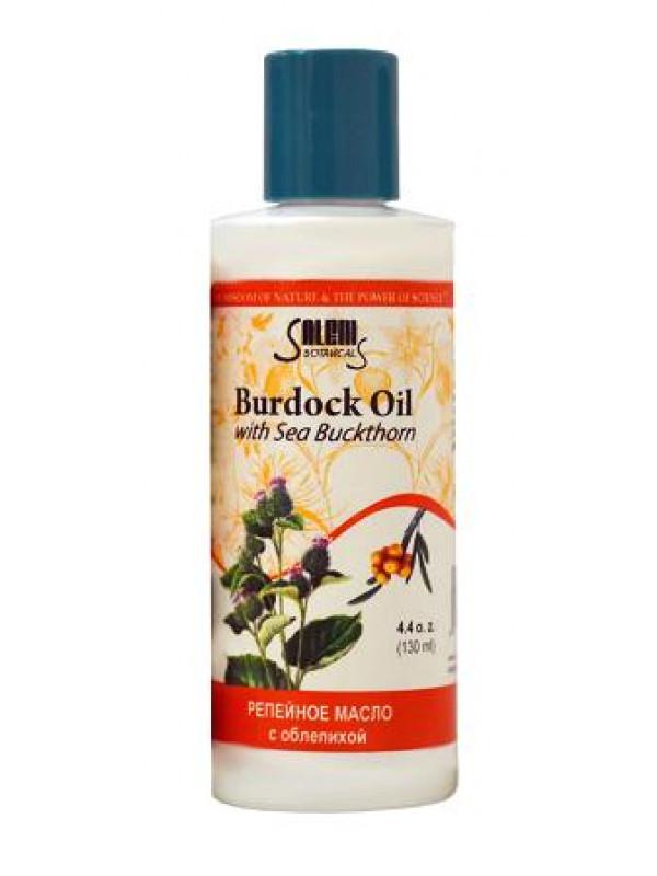 Burdock Oil with Sea Buckthorn