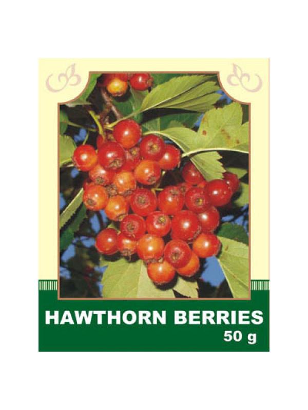 Hawthorn Berries 50g