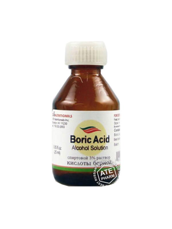 Boric Acid Solution 25ml