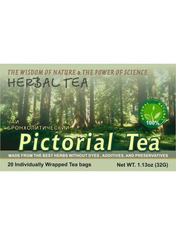 Pictorial Tea