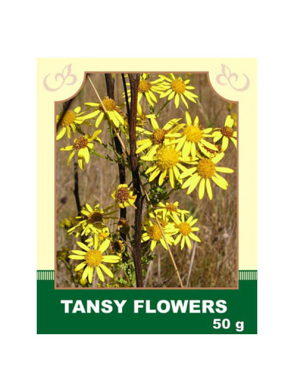 Tansy Flowers 50g