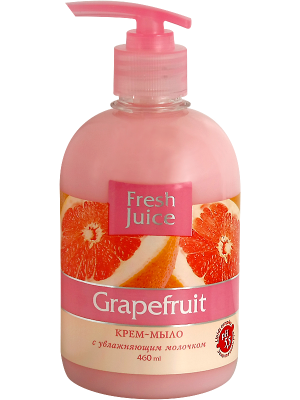 Fresh Juice - Cream soap with moisturizing milk Grapefruit