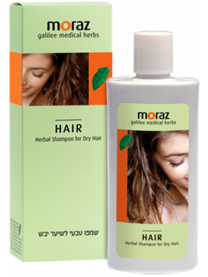 Moraz - Herbal Shampoo for DRY Hair