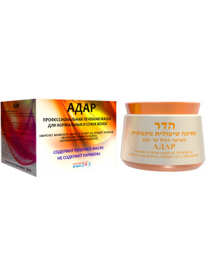 Dan Pharm - Hadar Hair Mask for treated, damaged, colored hair