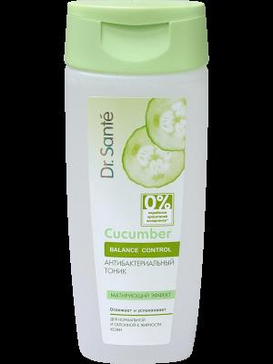 Dr.Sante - Cucumber Balance Control Anti-bacterial Facial Toner