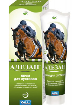 ALEZAN Joint cream (100 ml)