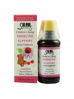 Immune Support. Children's Syrup. Cherry flavor