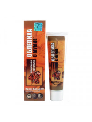 Sea-Buckthorn and Mummyo - Cream-Balsam 50ml