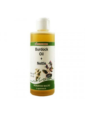 Burdock Oil with Nettle 130ml