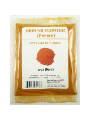 Ground Turmeric (Powder) 60 g