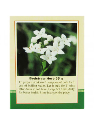 Bedstraw Herb 35g