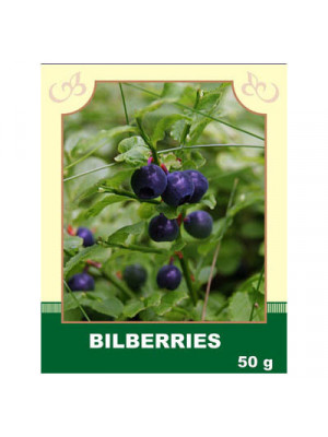 Bilberries 50g
