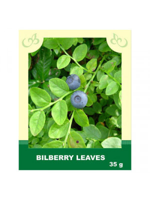 Bilberry Leaves 35g
