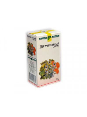 Bile Herbal Mixture N3