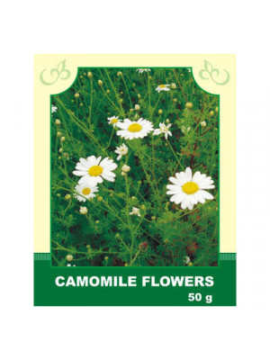 Chamomile Flowers 50 g