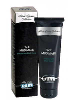 Black Caviar Face Mud Mask 100ml