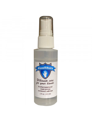 HandShield hand and body sanitizer Spray 60ml