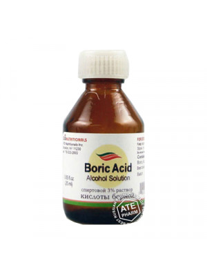 Boric Acid Solution 25ml