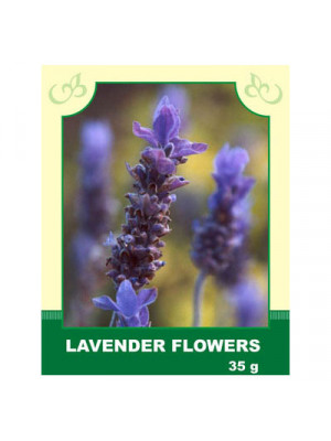 Lavender Flowers 35g