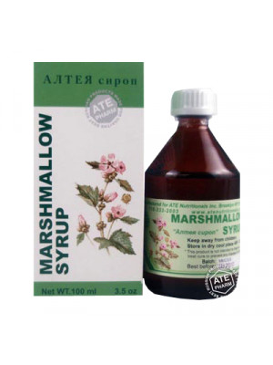 Marshmallow Syrup 100ml