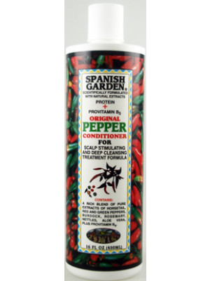 Pepper Conditioner - Spanish garden