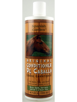 Horse Conditioner for Human Use - Spanish garden