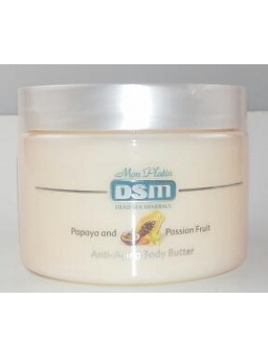 Body Butter - Papaya Passion Fruit