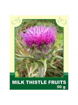 Milk Thistle Fruits 50 g