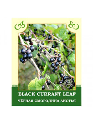 Black Currant Leaf 50g