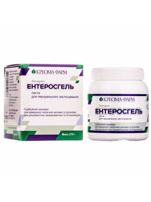 Enterosgel paste 270g