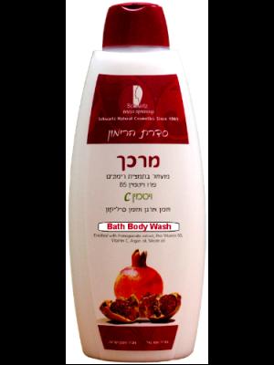Schwartz - Pomegranate Body Wash