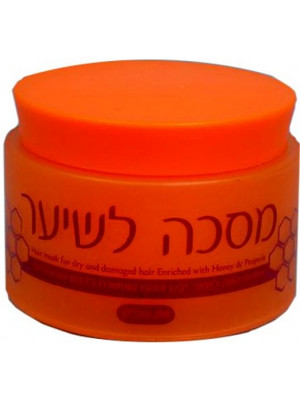 Schwartz - Honey Hair mask  for Colored and Damaged Hair