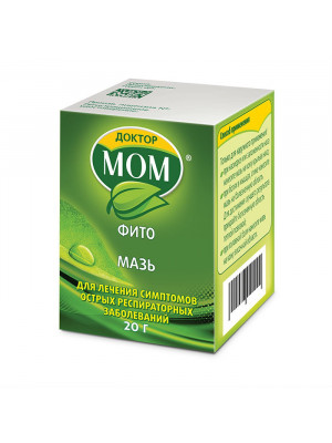 DOCTOR MOM PHYTO OINTMENT, 20gr