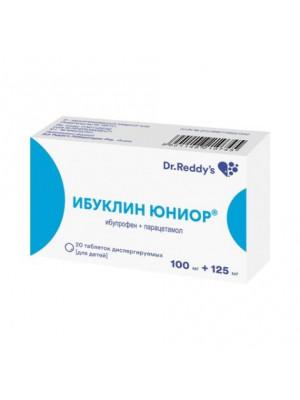 IBUCLIN JUNIOR tablets 20
