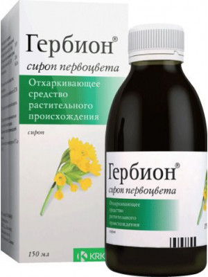 Herbion primrose syrup, 150 ml