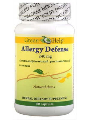 Green Help - Allergy Defence