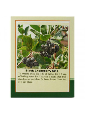 Black Chokeberry 50g