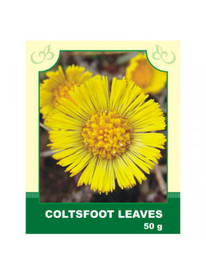 Coltsfoot Leaves 50g