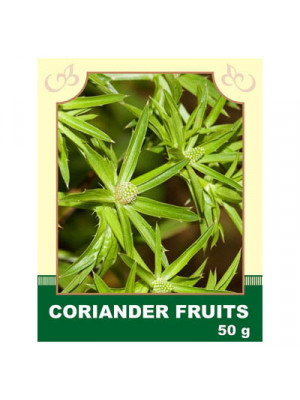 Coriander Fruits 50g