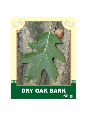 Dry Oak Bark 50g