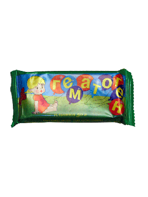 Hematogen - Candy Bar for Children 50g