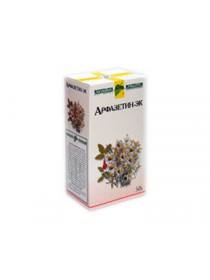 Herbal Mixture Arfazetin