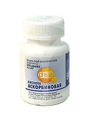Ascorbic Acid - Vitamin C #200