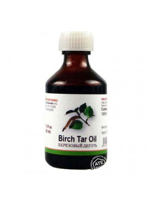 Birch Tar Oil 50ml