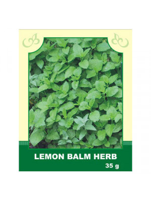 Lemon Balm Herb 35g